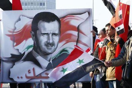 Tong thong Syria: Nga khong sa lay va se o lai Syria - Anh 1