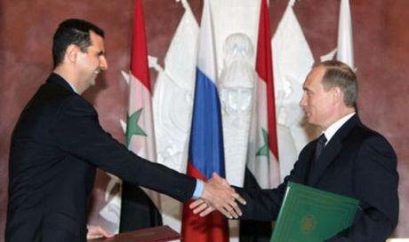 Tong thong Syria: Nga khong sa lay va se o lai Syria - Anh 2