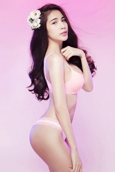Mon mat ngam nhung bong hong non na cua chan sut Viet - Anh 5