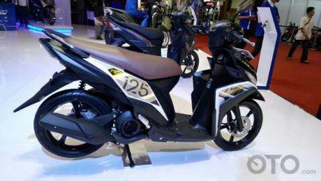 Yamaha Mio M3 moi gia 25 trieu dong cho phai dep - Anh 1