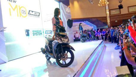 Yamaha Mio M3 moi gia 25 trieu dong cho phai dep - Anh 2