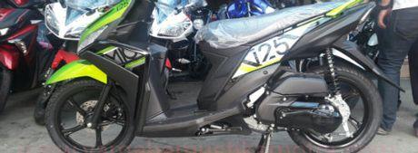 Yamaha Mio M3 moi gia 25 trieu dong cho phai dep - Anh 4