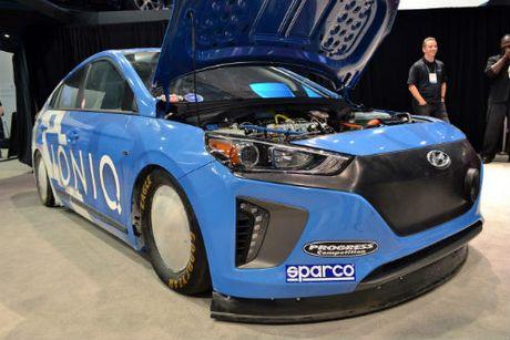 Top 5 mau xe 'dien nhat' cua Hyundai tai SEMA 2016 - Anh 2