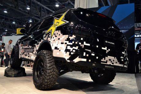 Top 5 mau xe 'dien nhat' cua Hyundai tai SEMA 2016 - Anh 3