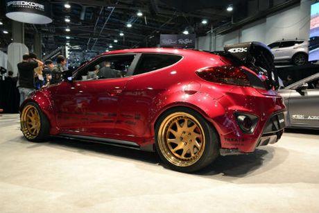 Top 5 mau xe 'dien nhat' cua Hyundai tai SEMA 2016 - Anh 4