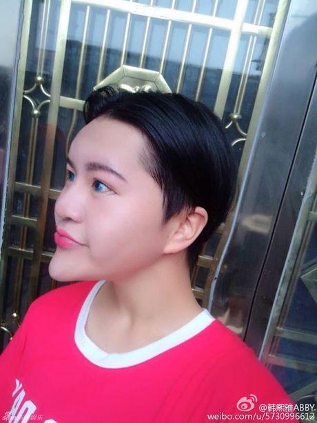 Ngat xiu vi 'xa tinh' tu nhan minh xinh nhat Trung Quoc - Anh 4
