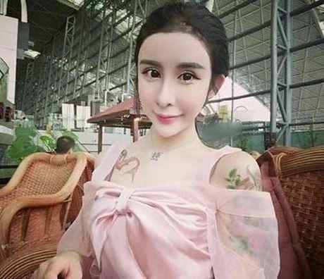 Ngat xiu vi 'xa tinh' tu nhan minh xinh nhat Trung Quoc - Anh 9