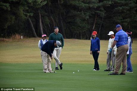 Cai ket bat ngo cho golf thu lieu linh xam nhap Trieu Tien - Anh 3