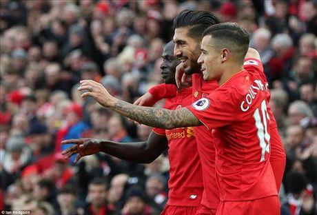Liverpool 6-1 Watford: Len dinh theo phong cach Jurgen Klopp - Anh 2
