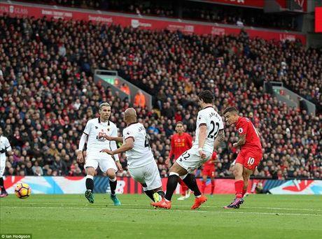 Liverpool 6-1 Watford: Len dinh theo phong cach Jurgen Klopp - Anh 4