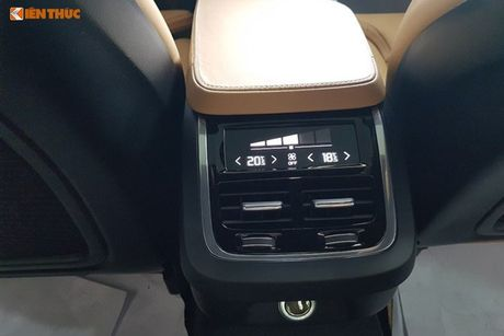 Volvo S90 chinh hang gia 2,7 ti dong tai Viet Nam - Anh 10