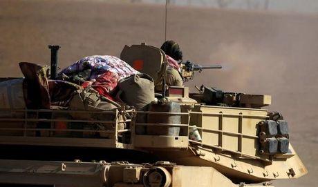 Loat anh danh phien quan IS o Mosul va Raqqa - Anh 4