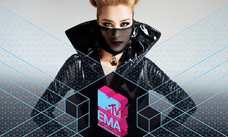 Dong Nhi duoc vinh danh tai MTV EMA 2016 - Anh 1