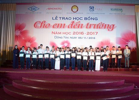 Hoc bong 'cho em den truong' - Dong hanh cung tre em ngheo - Anh 1