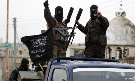 Mat tran al-Nusra ben bo vuc sup do? - Anh 1