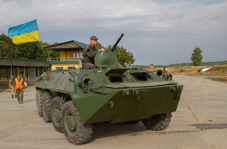 Kho do: Ukraine len mua phu tung Nga cho xe boc thep - Anh 2