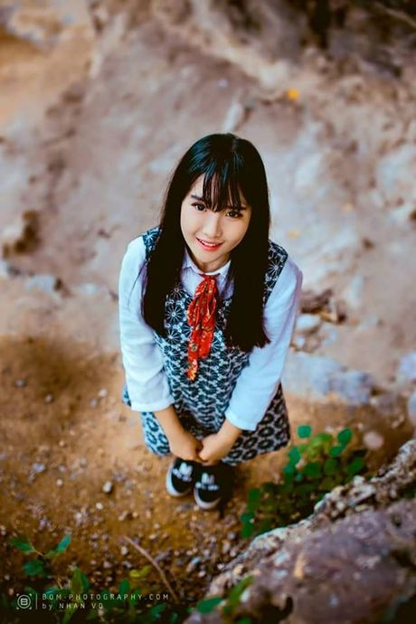 Nhan sac hot girl Can Tho duoc dan mang Trung Quoc 'san lung' - Anh 8