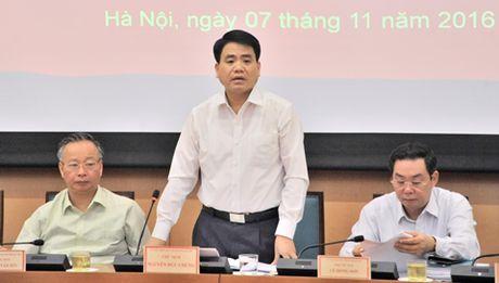Chu tich Ha Noi de xuat khau hieu 8 chu - Anh 1