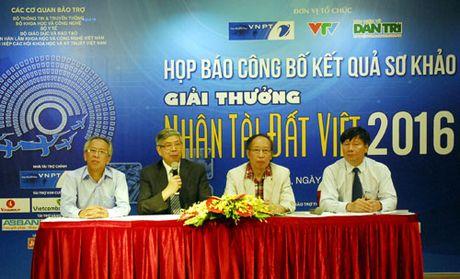 20 san pham CNTT xuat sac lot vao vong chung khao Nhan tai Dat Viet 2016 - Anh 1