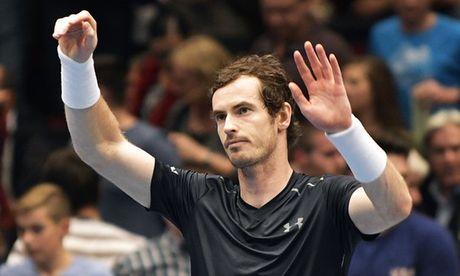 Ha Isner, Murray lan dau dang quang Paris Masters - Anh 2