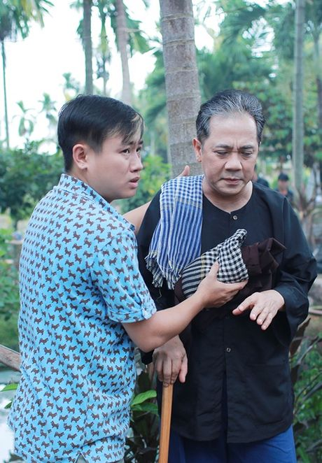 NSUT Thanh Loc luyen vo cung hau boi cua Thanh Long - Anh 3