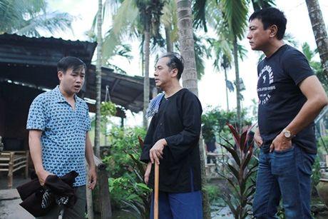 NSUT Thanh Loc luyen vo cung hau boi cua Thanh Long - Anh 5