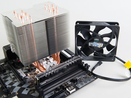 Danh gia bo tan nhiet Cooler Master Hyper 612 Ver.2 - Anh 3