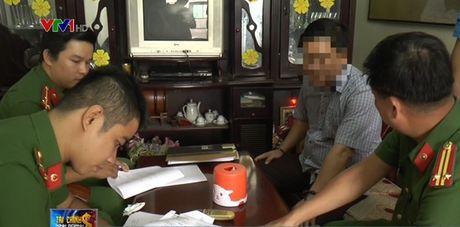 Khoi to 3 doi tuong gay that thoat cua ngan hang hon 55 ty dong - Anh 1
