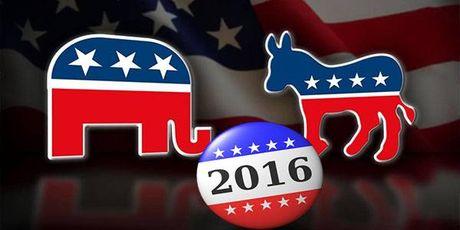 Clinton vs Trump: Cuoc tranh cu duoc dat cuoc nhieu nhat lich su - Anh 1
