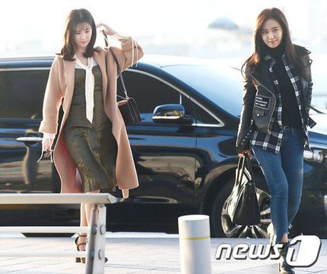 Jessica do style cung SNSD, Chae Yeon phoi do che chan tho - Anh 3