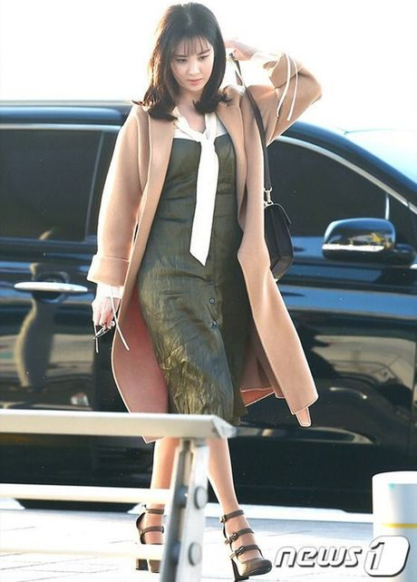 Jessica do style cung SNSD, Chae Yeon phoi do che chan tho - Anh 4
