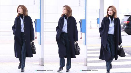 Jessica do style cung SNSD, Chae Yeon phoi do che chan tho - Anh 6