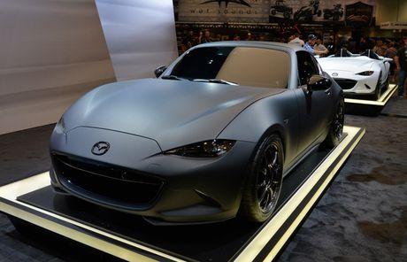 Hai mau xe do khung cua Mazda pho dien goi cam tai SEMA 2016 - Anh 12