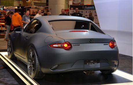 Hai mau xe do khung cua Mazda pho dien goi cam tai SEMA 2016 - Anh 13