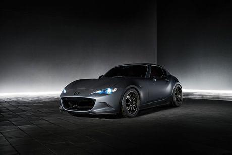 Hai mau xe do khung cua Mazda pho dien goi cam tai SEMA 2016 - Anh 14