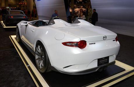 Hai mau xe do khung cua Mazda pho dien goi cam tai SEMA 2016 - Anh 1