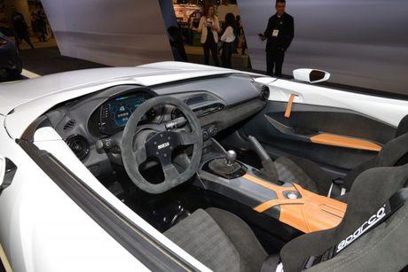 Hai mau xe do khung cua Mazda pho dien goi cam tai SEMA 2016 - Anh 2