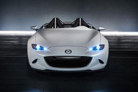 Hai mau xe do khung cua Mazda pho dien goi cam tai SEMA 2016 - Anh 3