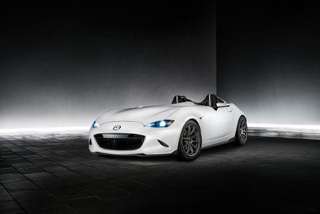Hai mau xe do khung cua Mazda pho dien goi cam tai SEMA 2016 - Anh 4
