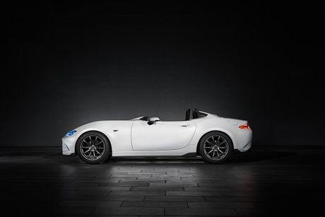 Hai mau xe do khung cua Mazda pho dien goi cam tai SEMA 2016 - Anh 5