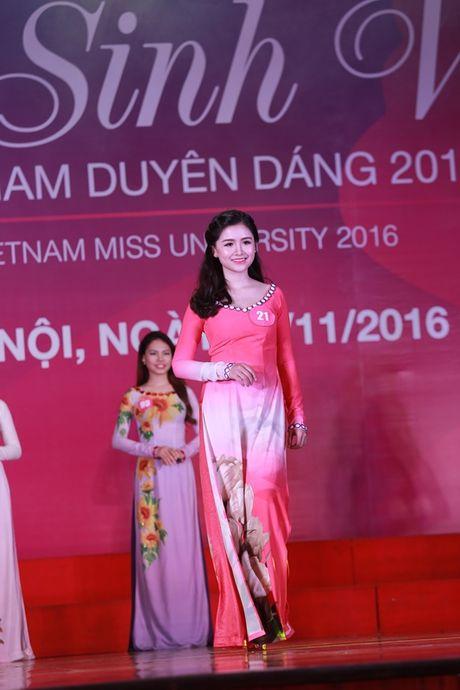 Top 10 thi sinh MB vao chung ket 'Nu sinh vien VN duyen dang 2016' - Anh 2