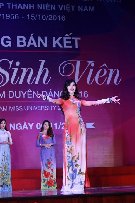 Top 10 thi sinh MB vao chung ket 'Nu sinh vien VN duyen dang 2016' - Anh 4