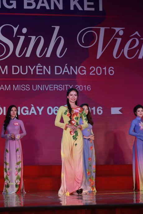 Top 10 thi sinh MB vao chung ket 'Nu sinh vien VN duyen dang 2016' - Anh 6