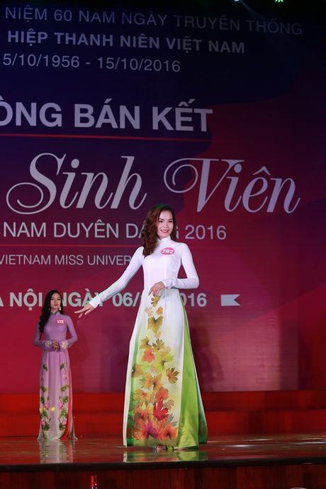 Top 10 thi sinh MB vao chung ket 'Nu sinh vien VN duyen dang 2016' - Anh 7