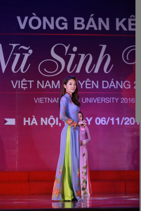 Top 10 thi sinh MB vao chung ket 'Nu sinh vien VN duyen dang 2016' - Anh 8