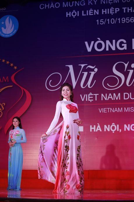 Top 10 thi sinh MB vao chung ket 'Nu sinh vien VN duyen dang 2016' - Anh 9