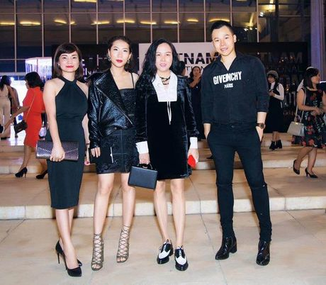 Tham do VIFW be mac: Phuong Chanel, Vu Khac Tiep dien 'do doi' - Anh 6
