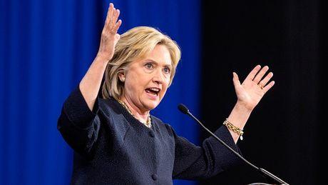 Neu ba Clinton thang cu, chien truong Syria se 'hon loan' hon - Anh 1