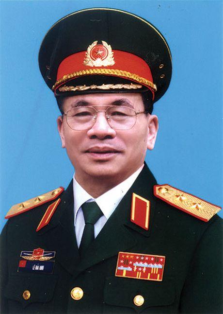 Trung tuong Le Hai Anh tu tran - Anh 1