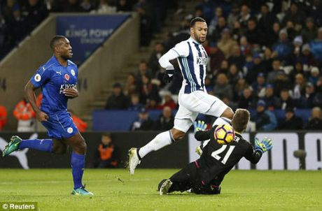 Leicester City - West Brom: Tra gia vi sai lam - Anh 1
